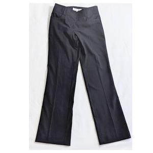 TRINA TURK Black Trouser Pants Size 0